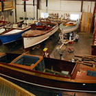 The Ever-Changing Hall's Boat Building & Restoration Shop