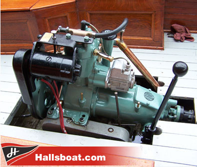 Antique Marine Engine Restoration | Boat Works Service