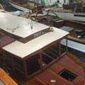 Hall's Boat BoatWorks.