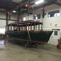 32 ft Elco tour boat for varnish and TLC