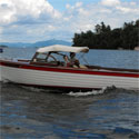 Classic Wood Boats on Lake George