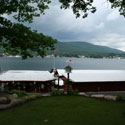Hall's Boat Marina & Lake George
