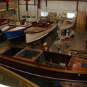 New Wooden Boat Construction