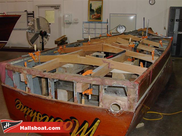 Wooden Boat Restoration | Antique, Classic Boats | Boat ...