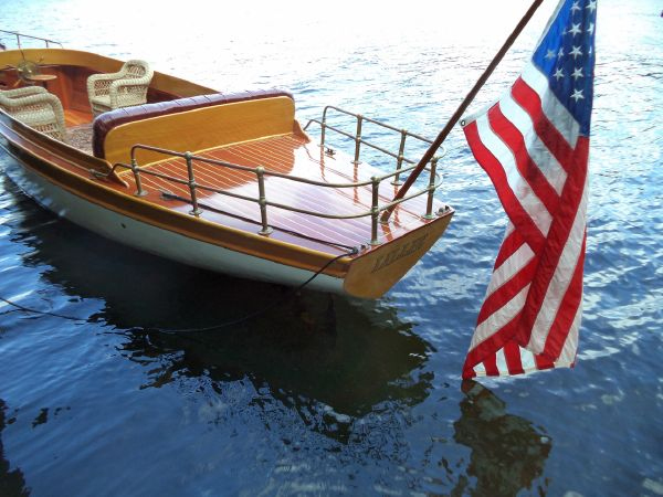 Classic & Antique Wooden Boats for Sale
